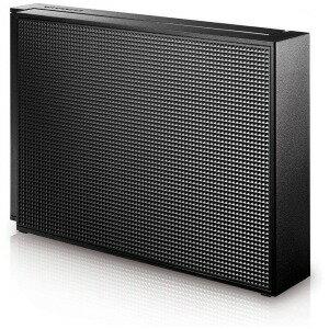 I・O・DATA 外付HDD 2TB[USB3.1・Mac/Win] 家電録画対応 HDCZ−UTシリーズ HDCZ−UT2KB ブラック(送料無料)