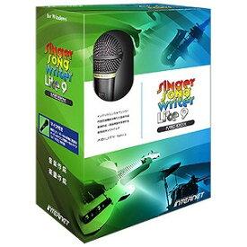 インターネット 〔Win版〕 Singer Song Writer Lite 9 マイクボックス 〔Win版〕 Singer Song Writer Lite 9 −マイクボックス−