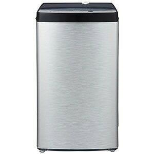 ハイアール 全自動洗濯機 (洗濯5.5kg)「URBAN CAFE SERIES」 JW−XP2C55E ステンレスブラック(標準設置無料)