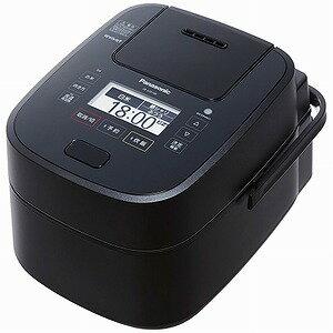 パナソニック 可変圧力スチームIH炊飯ジャー 「Wおどり炊き」(5.5合) SR−VSX108−K ブラック(送料無料)