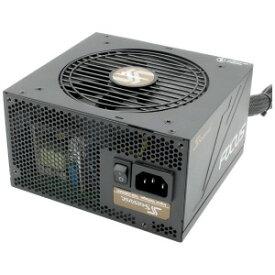 オウルテック 550W PC電源 Seasonic FOCUS GOLDシリーズ セミモジュール電源 SSR−550FM [ATX /Gold]