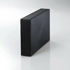エレコム 外付けHDD ブラック [据え置き型 /1TB] ELD−ETV010UBK