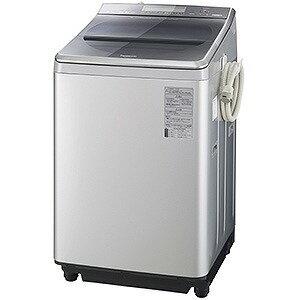 パナソニック 全自動洗濯機(洗濯12.0kg) NA−FA120V1−S シルバー(標準設置無料)