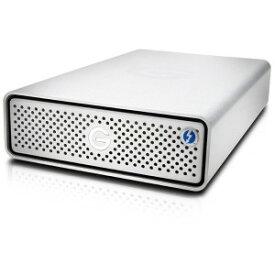 HGST 外付けHDD シルバー [据え置き型 /4TB] G−DRIVE 0G05366