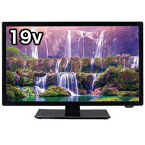 ドウシシャ 19V型 ハイビジョン液晶テレビ DOL19H100 (USB HDD録画対応)
