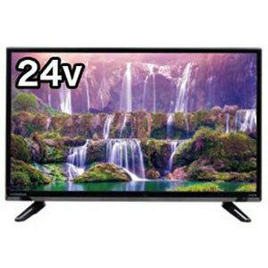 ドウシシャ 24V型 フルハイビジョン液晶テレビ DOL24H100 (USB HDD録画対応)
