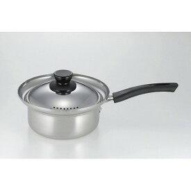 カクセー エスクラス ステンレス製湯切り鍋 [16cm /IH対応] SCL−05