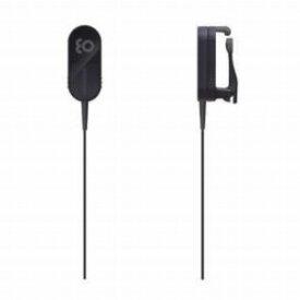BOCO 骨伝導イヤホン earsopen WR−3 音楽用 [骨伝導/φ3.5mm ミニプラグ/マイク対応] WR−3−CL−1001(B) ブラック