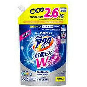 花王 Attack Neo(アタックネオ) 抗菌EX Wパワー 特大サイズ つめかえ用 950g