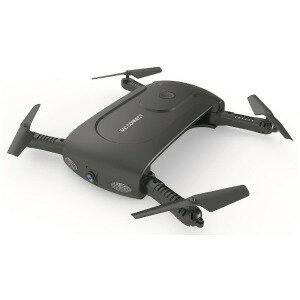 「ドローン」2.4GHz HD動画撮影対応ドローン FOLDABLE DRONE  DRH810【ビックカメラグループ独占販売】(送料無料)