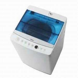 ハイアール 全自動洗濯機 (洗濯7.0kg) JW−C70A−W ホワイト(標準設置無料)