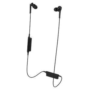 オーディオテクニカ Bluetoothイヤホン ATH−CKS550XBT BK ブラック(送料無料)