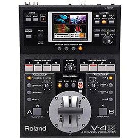 ローランド 4チャンネルビデオミキサー V−4EX