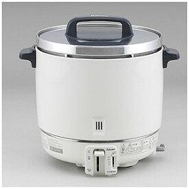 パロマ 「プロパンガス用」業務用ガス炊飯器 (2.2升) PR−403S−LP