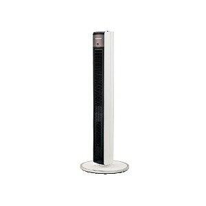 小泉成器 リモコン付タワー型送温風機 「ホット&クール ハイタワーファン」 KHF−1282/W(送料無料)