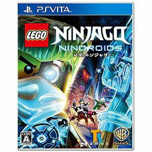 ワーナー PS Vitaゲームソフト LEGO(R)ニンジャゴー ニンドロイド