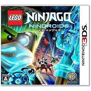 ワーナー 3DSゲームソフト LEGO(R)ニンジャゴー ニンドロイド