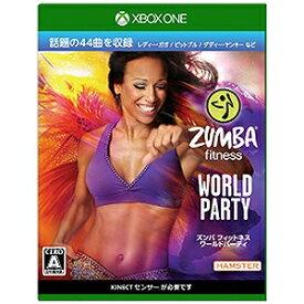 ハムスター Xbox Oneゲームソフト ズンバ フィットネス ワールドパーティ