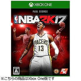 テイクツー・インタラクティブ・ジャパン Xbox Oneゲームソフト NBA 2K17