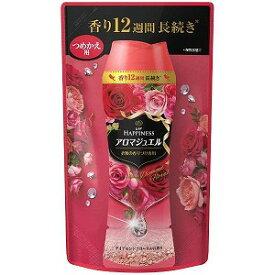 P&G Lenor(レノア)レノアハピネス アロマジュエル ダイアモンドフローラルの香り つめかえ用 455ml〔衣類用消臭・芳香剤〕