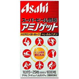 アサヒグループ食品 スーパービール酵母アミノゲット 600粒 〔栄養補助食品〕 アミノゲット 600T