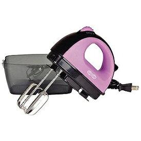 パール金属 ララキュート 電動ハンドミキサー(ケース付) D−1125 ピンク