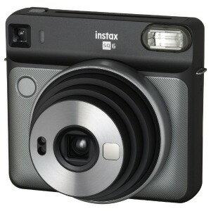 富士フィルム インスタントカメラ 『チェキ』 instax SQUARE SQ6 グラファイトグレー