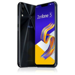 ASUS SIMフリースマートフォン Zenfone 5 Series ZE620KL−BK64S6 シャイニーブラック(送料無料)