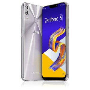 ASUS SIMフリースマートフォン Zenfone 5 Series ZE620KL−SL64S6 スペースシルバー(送料無料)