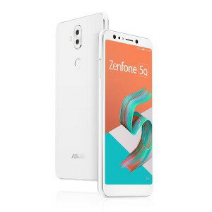 ASUS SIMフリースマートフォン Zenfone 5Q Series ZC600KL−WH64S4 ムーンライトホワイト(送料無料)