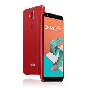 ASUS SIMフリースマートフォン Zenfone 5Q Series ZC600KL−RD64S4 ルージュレッド(送料無料)