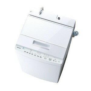 東芝 全自動洗濯機 (洗濯7.0kg) AW−7D7−W グランホワイト(標準設置無料)