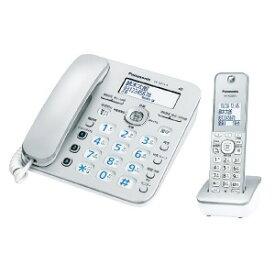 パナソニック コードレス電話機(子機1台付き) VE−GZ31DL−S