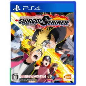 バンダイナムコ PS4ゲームソフト NARUTO TO BORUTO シノビストライカー