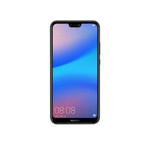 HUAWEI SIMフリースマートフォン P20 lite 51092NAH Midnight Black(送料無料)