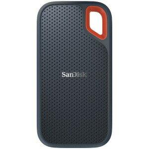 サンディスク SanDisk エクストリーム ポータブルSSD2TB SDSSDE60−2T00−J25