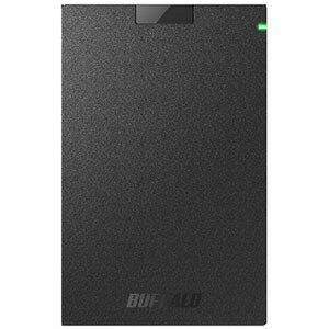 バッファロー USB3.1(Gen.1)対応 ポータブルHDD HD−PCG1.0U3−BBA