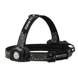 ジェントス ヘッドウォーズシリーズヘッドライト HW−V233D