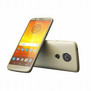 モトローラ SIMフリースマートフォン「PACH0014JP」Snapdragon425 5.7型 Moto E5 ファインゴールド