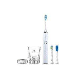 フィリップス 電動歯ブラシ 「ソニッケアー ダイヤモンドクリーンディープクリーンエディション」 HX933945 ホワイト