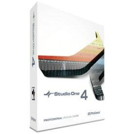 プリソーナス Studio One 4 Professional 日本語版 [Win・Mac用] STUDIOONE4PROニホン