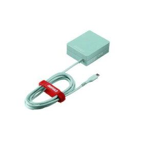バッファロー USB−ACチャージャー 2.4A microBケーブル BSMPA2418BC1BL ブルー [1ポート /1.5m]