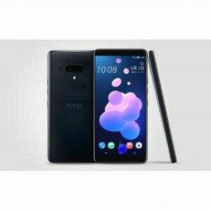 HTC nanoSIM SIMフリースマートフォン HTC U12+ トランスルーセントブルー(送料無料)
