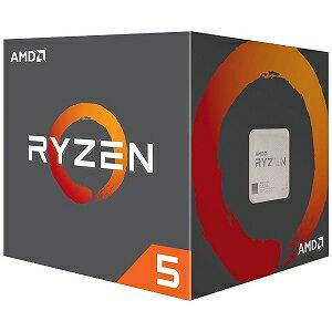 AMD Ryzen 5 1600 BOX品 YD1600BBAEBOX