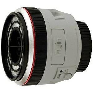 レンズ型カメラの掃除機 Fujin Mark II White(風塵 白レンズモデル) EF−L002WR「キヤノンEFマウント対応モデル」