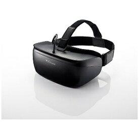 マウスコンピューター 「Steam VR」対応 ヘッドマウントディスプレイ GTCVRBK1