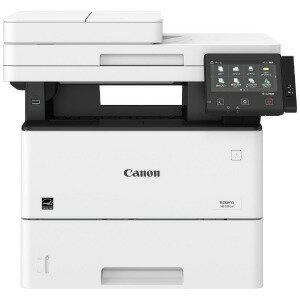 Canon A4モノクロレーザー複合機 2400dpi MF521dw ホワイト