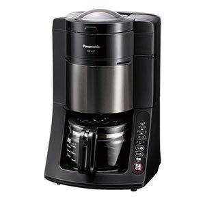 パナソニック 沸騰浄水コーヒーメーカー NC−A57−K ブラック(送料無料)