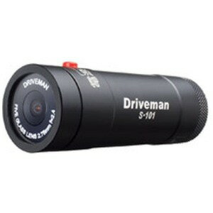 宍喰屋 シニアカー用ドライブレコーダー Driveman S−101(ホンダブラケット)  S−101−H(送料無料)