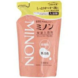 第一三共ヘルスケア ミノン薬用保湿入浴剤 つめかえ用 400ml ミノンニュウヨクザイカエ(400